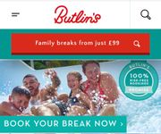 Cheap Butlins Breaks with Price Promise and Cancellation Gaurantee!