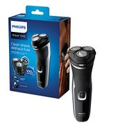 Philips New Series 1000 Dry Electric Shaver with PowerCut Blades
