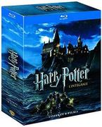 Harry Potter - Complete Collection (8 Blu-Ray Discs) Amazon France