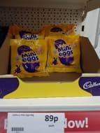 Cadbury Mini Eggs Bag 80g