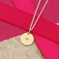 Win a Stunning North Star Pendant & Chain worth £208!