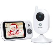 Baby Monitor with Digital Camera Support Infrared Night Vision