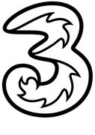 Three SIM Only - Unlimited Data/Mins/Texts - 12 Months - 5G