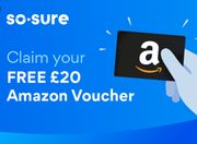 Insure Your Mobile Phone Instantly & Get a Free £20 Amazon Voucher