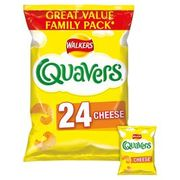 Walkers Quavers Cheese 24 X 16g