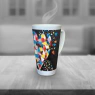 Heart of Hearts - Latte Mug