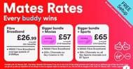 Mates Rates VirginMedia Deals