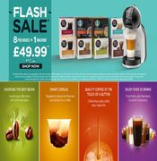 Dolce Gusto Coffee Machine Only £18 (approx.)