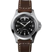 HAMILTON Men's Khaki Field King Day-Date Automatic Watch - Only £395!