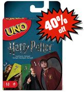 Uno Harry Potter Family Card Game
