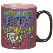 Gifts for Her World's Sexiest Woman Mug