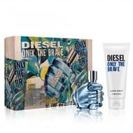 Diesel Only the Brave 50ml EDT & 100ml Shower Gel Gift Set - £22.50 Delivered