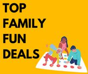 Top Family Fun Deals from £2.00