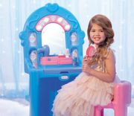 Ice Princess Magic Mirror at Littletikes