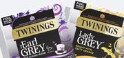 3 for 2 on EARL GREY TEAS - Only £5.29!