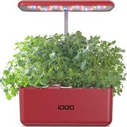 Indoor LED Hydroponic System - Home Garden, Home Herbs Growing Kit