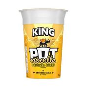 Pot Noodle King Original Curry 114g
