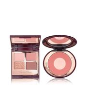 Save 20% on the Pillow Talk Eye and Blush Duo Set at Charlotte Tilbury