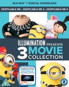 3-Movie Collection (Box Set with Digital Download) [Blu-Ray] - Only £6.29!