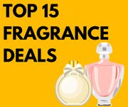 Top 15 Fragrance Deals from £9.99