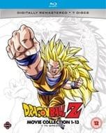 CHEAP! Dragon Ball Z: Movie Collection 1-13 + TV Specials