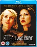 Mulholland Drive (Digitally Restored) [Blu-Ray] - Only