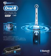 Oral-B - Oral-B Genius 9000 Black Electric Toothbrush