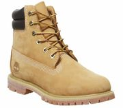 Womens Timberland Waterville 6 Inch Double Wheat