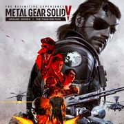 CHEAP! Metal Gear Solid V: The Definitive Experience (PS4) - Only £3.19!