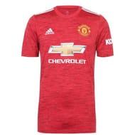 Cheap! Adidas Manchester United Home Shirt 2020 2021