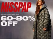 MISSPAP Clearance - up to 80% off Winter Essentials