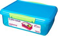 Sistema 2 Litre Lunch Box