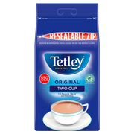 Tetley Two Cup 550 Tea Bags 1.5Kg