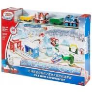 Thomas and Friends Motorised Railway Ice & Snow Adventure
