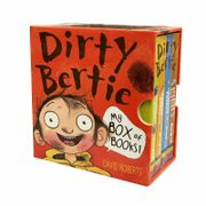 4 Dirty Bertie Kids Books