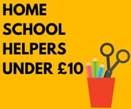 Top Home School Helpers from 99p