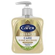 Carex Advanced Care Shea Butter Antibacterial Hand Wash, 6x250ml