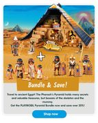 Get the Playmobil Bundle and save over 20%