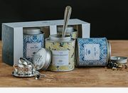 Free English Mini Caddy Selection & Tea Party Infuser With A £60 Spend
