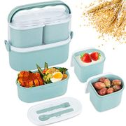 1/2 Price - Bento Lunch Box with 3 Compartments