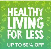 Up To 50% Off Premium Quality Supplements