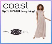 Coast - Up To 80% Off Everything!