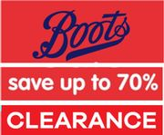 BOOTS ONLINE CLEARANCE - up to 70% OFF