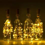 10 Pack Bottle Lights Only £5.03 (Prime Delivery)