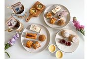 DELIVERED to YOUR DOOR Afternoon Tea for Two at Home with Piglet's Pantry
