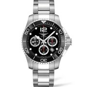 Men's HydroConquest 43mm Automatic Chronograph Watch