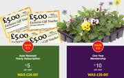 Start Saving By Joining The 'YOUGARDEN' DISCOUNT CLUB
