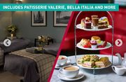 Spa Day with 25 Minute Treatment and an Afternoon Tea for Two