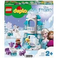 Save £6 LEGO DUPLO Disney: Princess: Frozen Ice Castle Toy Set