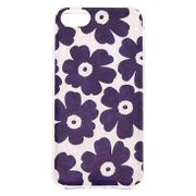 Retro Flower Protective Phone Case - Fits iPhone 6/7/8/SE